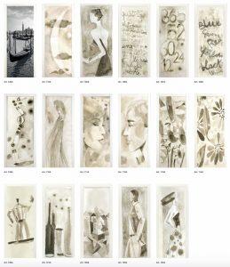 Porte in legno a Torino - collezione ART