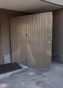 Sostituzione Porta garage